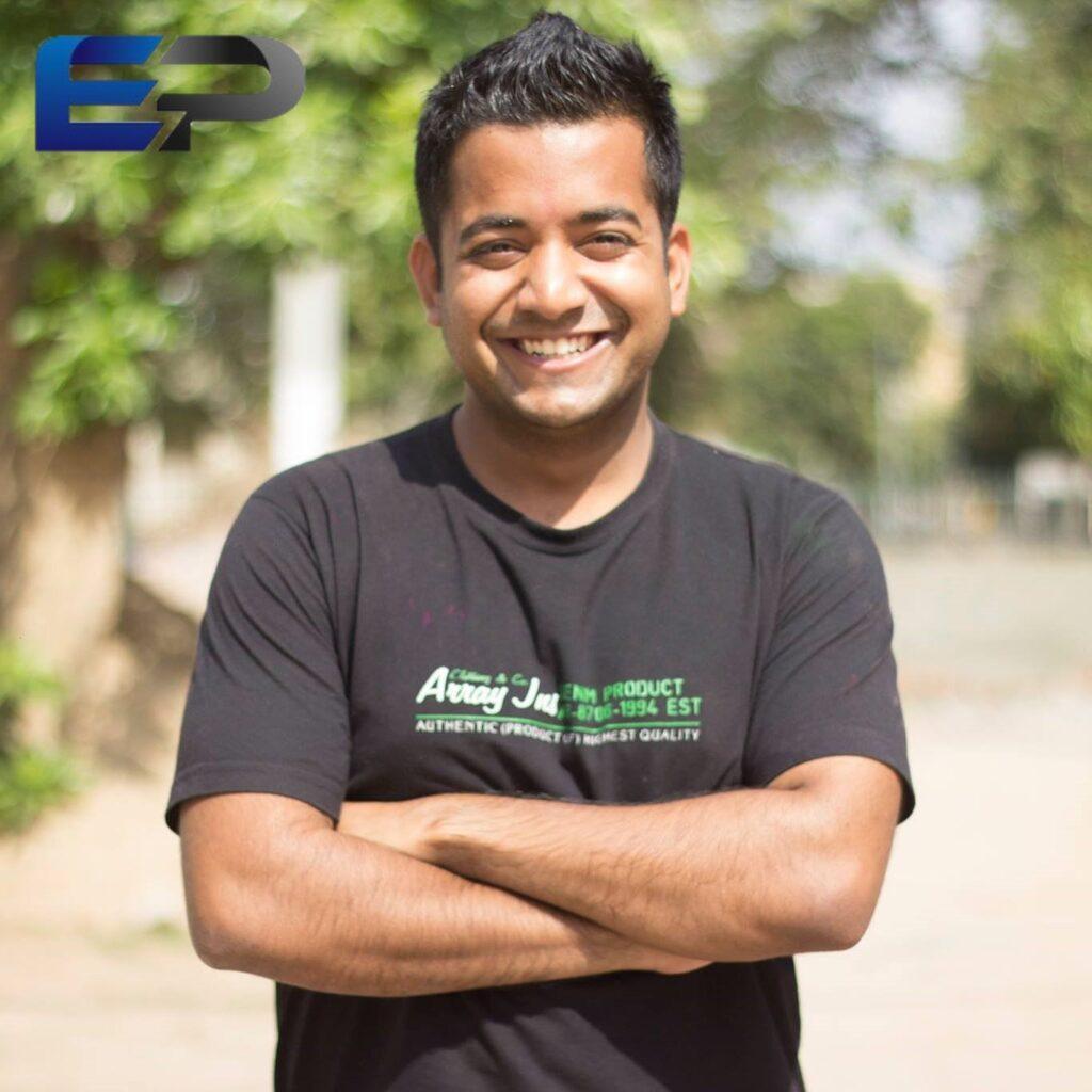 एक ऐसा भारत का युवा जिसने भारत का आने वाला भविष्य का जिम्मा उठाया-